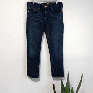 Anthropologie Pilcro Medium Rise Dark Wash Jeans